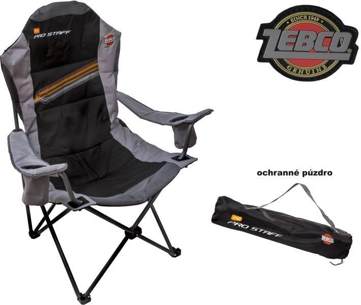 e585299e4e779 Rybárska sedačka a lehátko ZEBCO Skladacia rybárska stolička Pro ...