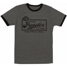 Fender BEER LABEL MENS TEE BL