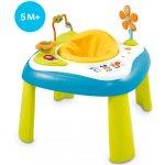 Smoby Cotoons Multifunkčný didaktický stolček Youpi Modrá