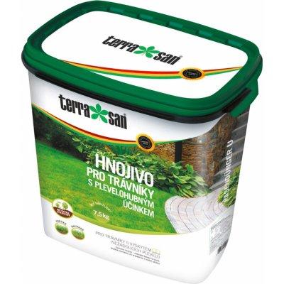 Terrasan hnojivo na trávnik proti burine 7.5 kg