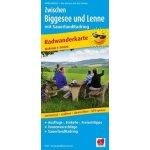PublicPress Radwanderkarte Zwischen Biggesee und Lenne
