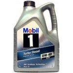 Mobil Turbo Diesel 0W-40 5 l