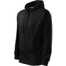 942f3ac427a5 Adler Trendy Zipper Pánska mikina 41001 čierna