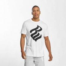 Rocawear T Shirt Logo in white