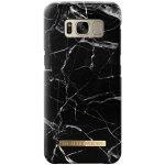 Púzdro iDeal of Sweden - Fashion Samsung Galaxy S8 Plus čierne mramor