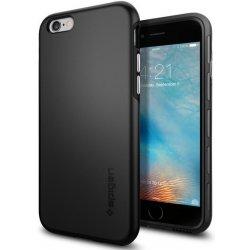 Púzdro Spigen Thin Fit Hybrid - iPhone 6 6s čierne od 14 264b43e610f