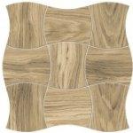 TUBADZIN ROYAL PLACE Wood - mozaika 29,3x29,3 Matné