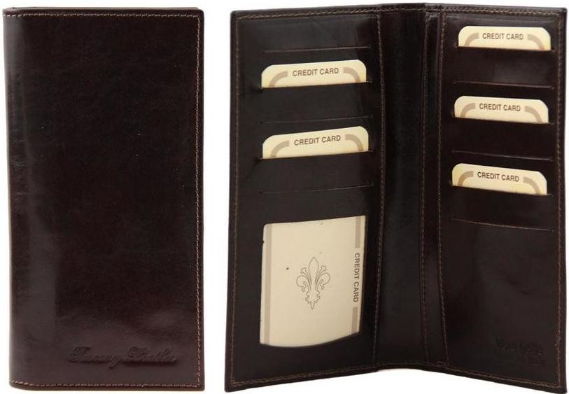 32b561970 Puzdro na doklady a karty Tuscany Leather luxusné puzdro na cestovné ...