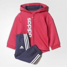 Adidas dievčenská súprava CE9569 SP FZH JO FL 2eb4ff9aa02