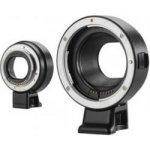 VILTROX adaptér objektivu Canon EOS na tělo Sony E IV