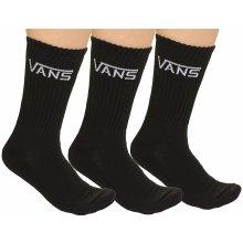 Vans ponožky Classic Crew 3pk blk