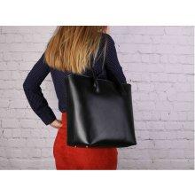 974ea2c17f talianske kožené kabelky veľké čierne Bagalia