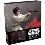 Pořadač na kostky a karty Star Wars: Destiny Princess Leia