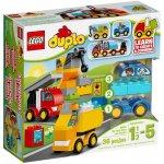 LEGO DUPLO 10816 Moja prvá autíčka a nákladiaky