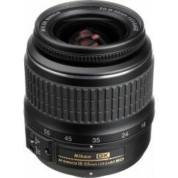 NIKON 18–55mm f/3.5–5.6G AF-P DX VR