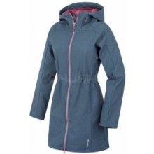 bb3b88b96eae Husky SARA antracit dámský softshellový kabát šedý