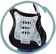 kabelka v tvare gitary Ružová Betelny hadry KA01 alternatívy - Heureka.sk 441ee2916d3