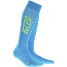 CEP Kompresné podkolienky Run Ultralight Socks electric