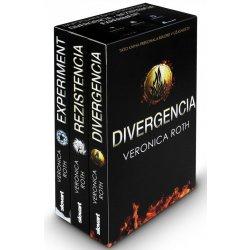 kniha Divergencia - komplet - mäkká väzba - Veronica Rothová - Kniha