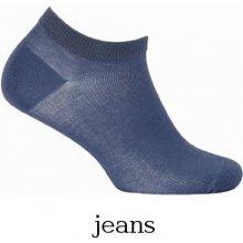 Wola Soft Cotton W31.060 Detské ponožky jeans odstín modré 91bed6e09b