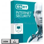 ESET Internet Security 2018 12 mes.