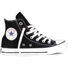Converse boty - Chuck Taylor Classic Colors Black Hi (BLACK)