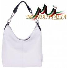 Made In Italy kabelka na rameno 816 biela c24405d464e
