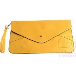 32eeb6359c9 listová kabelka väčšia žltá alternatívy - Heureka.sk