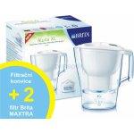 Brita Aluna cool Calendar Biela + 3 filtre MAXTRA