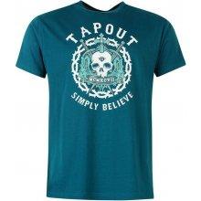 Tapout Print T Shirt Mens