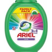 Ariel Color 3v1 pracie kapsule na 80 PD