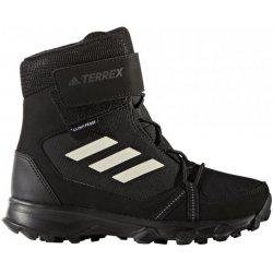 Adidas Terrex Snow Cf Cp Cw K Core Black Chalk White Grey Four od 71 ... 014eada258