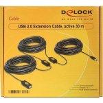 Delock 83453 prodlužovací USB 2.0 A samec-samice, 30m