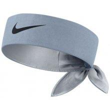 Nike Čelenka Headband BLUE GREY