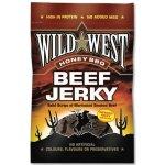 Wild West Honey BBQ Beef Jerky Bez lepku Údené 25 g