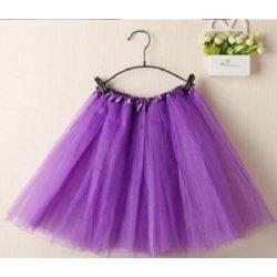 3f72baaeafb7 SISI 0266-purple TuTu sukňa od 5