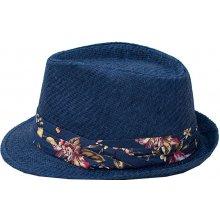 5c401487b Art of Polo Dámsky letný klobúk kvety modrá cz16154