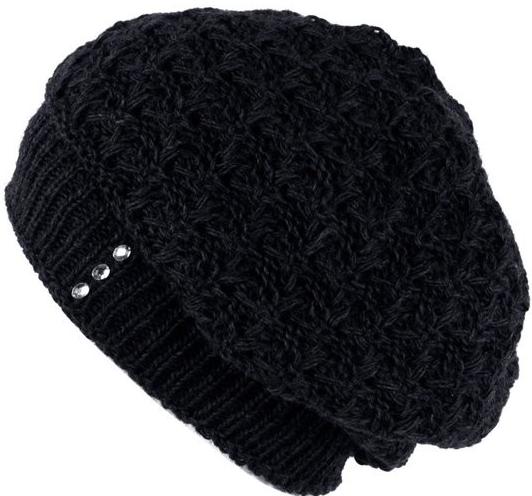 4b3dda482 Zimná čiapka ArtOfPolo baretka Čierna - Zoznamtovaru.sk
