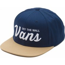 Vans Wilmington Snapback dress blues/khaki 16