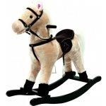 GrandS hojdací koník Galopek béžový
