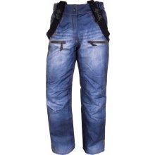 Kilpi snowboardové nohavice JEANSTER modré