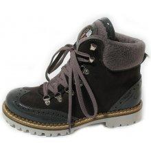 89ce3ae9db0a Nis Scarponcino Scamosciata dámské topánky