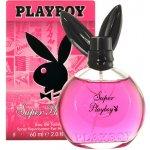 Playboy Super Playboy for Her toaletná voda dámska 40 ml
