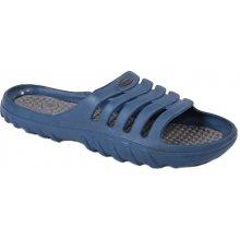 Nadměrné pánské gumové pantofle Sport modré ad0a7c00e11