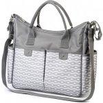 BABY ONO Príručná taška SO CITY Grey