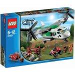 LEGO City 60021 Nákladné lietadlo