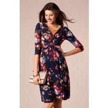 b281b99139a7 Tiffany Rose Willow midnight garden šaty vhodné na dojčenie
