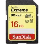 SanDisk Extreme SDHC 16GB UHS-I U3 SDSDXNE-016G-GNCIN