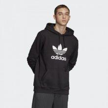 Adidas Originals TREFOIL HOODIE Pánska mikina DT7964 čierna 235c5436e0d