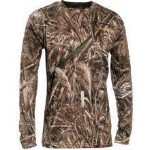 Deerhunter Camo T Shirt Max 5 kamuflážne tričko s dlhým rukávom